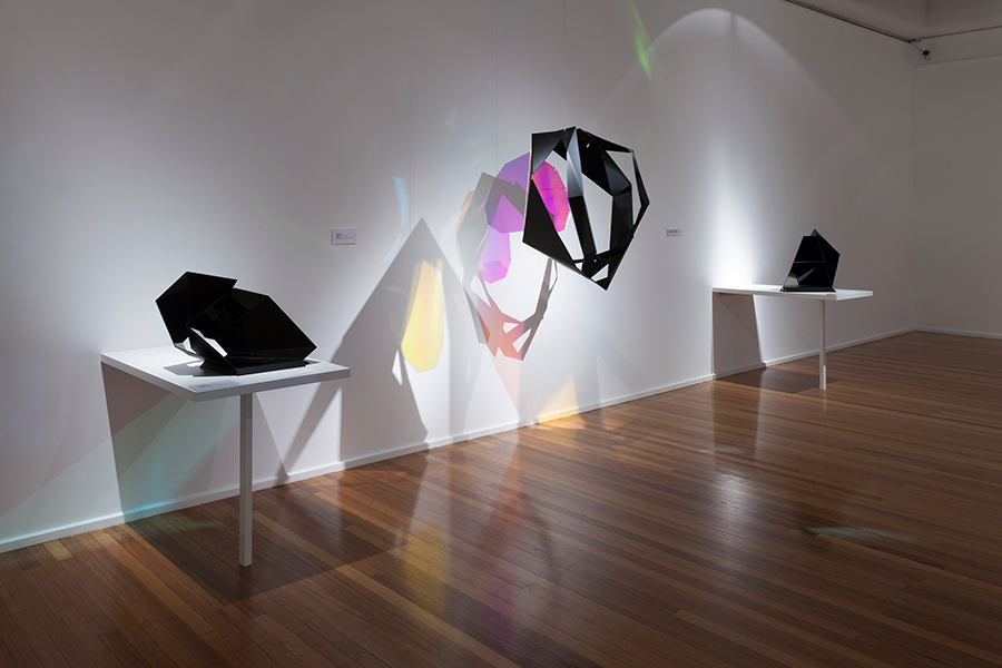 Installation view, Pattern