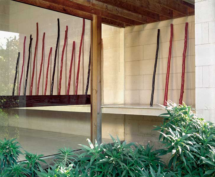 Installation View, Anne-Marie May, Heide Museum of Modern Art, Melbourne. 2004