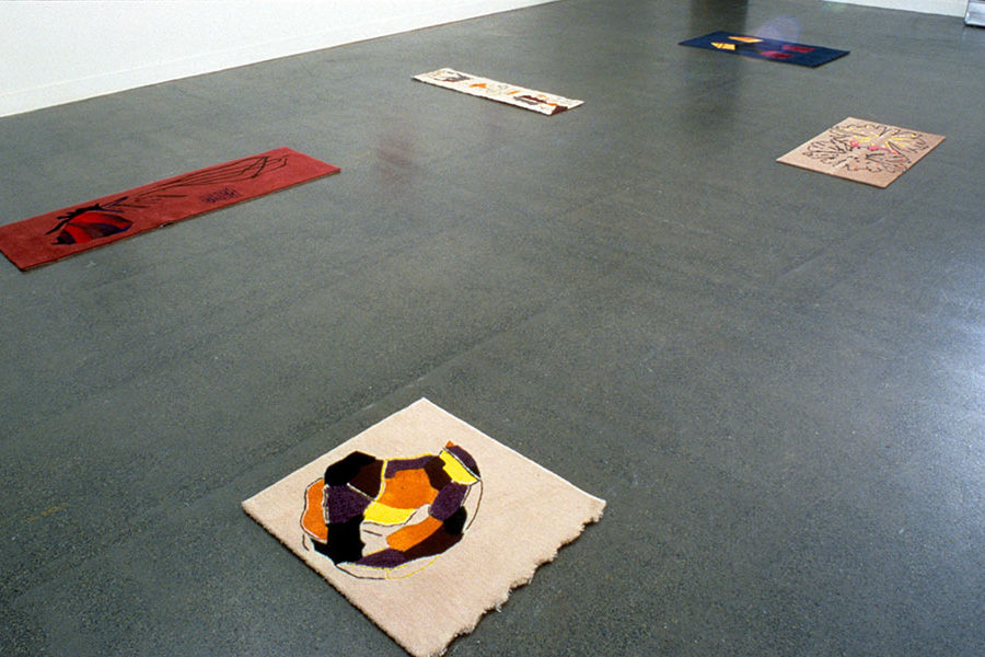 Installation view, Patent, Diena Georgetti, Anne-Marie May