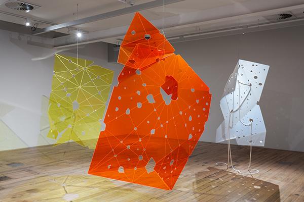 Installation view, MADA Gallery, Monash University, Melbourne, 2019