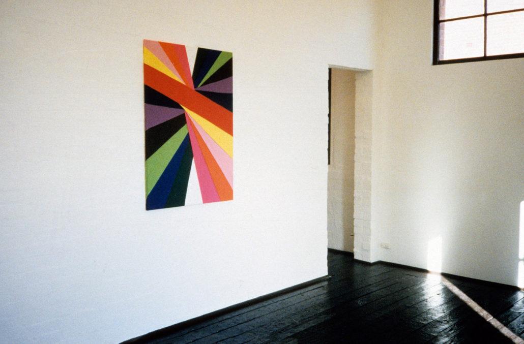 Installation view, Store 5, Melbourne. 1993
