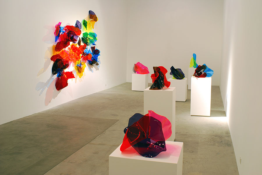 Installation view, Murray White Room, Melbourne 2007
