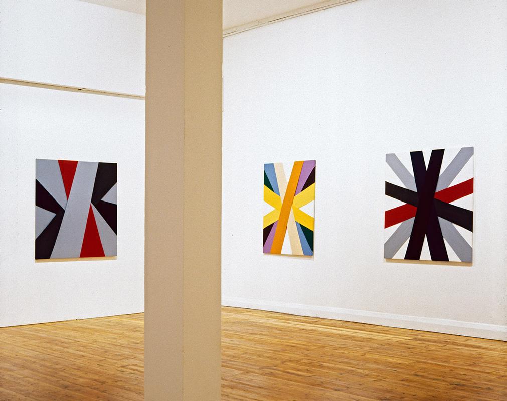 Installation view solo exhibition: Gertrude Contemporary, Melbourne  1994